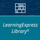 Learning Express Library Logo and link